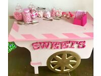 Candy Cart Hire £69