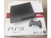 Console Play Station 3 slim