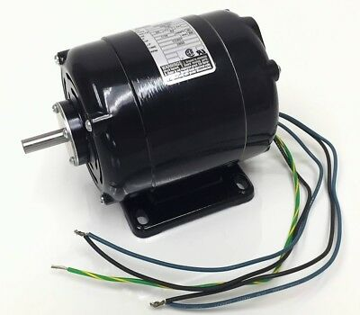 Bodine Electric Company 115 Hp Motor 230 V 2850 Rpm Nsi-34 Single 1 Phase