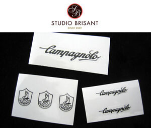 Logo Decal Repair Set  - Top * Campagnolo * Delta * C Record * Athena * Veloce *