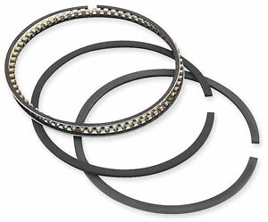 Wiseco 2146XE Universal Piston Ring Set - Nickel Ceramic Plating