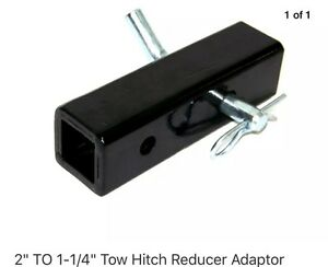 Wanted: Hitch adapter