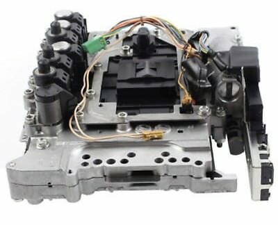 RE5RO5A Nissan TItan Valve Body WITH ALL SOLENOIDS  2002 2006 Lifetime Warranty