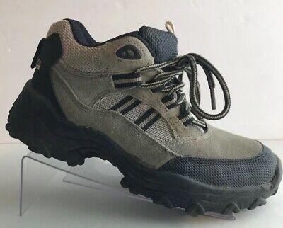 Itasca Nylon Boot (ITASCA Size 6 Womens Trail Hiking Boots Brown Leather Nylon