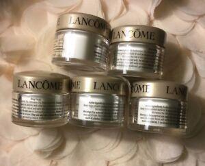 5 Lancome Absolue Premium Bx Replenishing and Rejuvenating  Day Cream 0.5oz Each