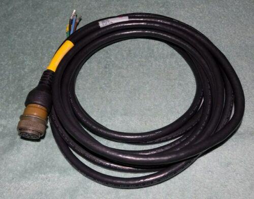 Emerson CMMS-020 Servo Motor Power Cable 20 feet EN-208 EN-214