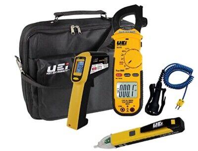 Uei Hvackit Pro Rms Clamp Meter Kit New In Box