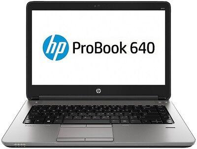 HP Probook 640 i5 4300M 2,6GHz 8GB 256GB  14