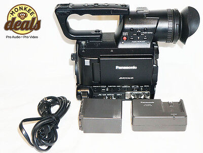 Panasonic AG-AF100 Micro 4/3rds HD AVCHD Camcorder – 90 Day Warranty!