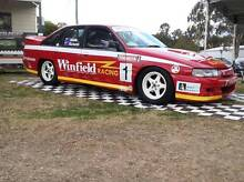 1989 Holden Commodore VN GROUP C WINFIELD CUP CAR V8 5 SPEED...