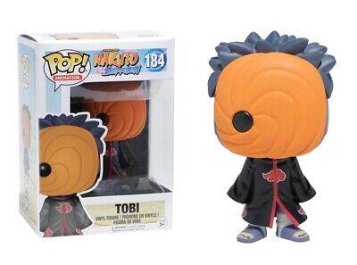 Funko Pop Anime Naruto Shippuden - Tobi Vinyl Action Figure