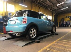 2008 Mini Cooper CHILLI Automatic Hatchback
