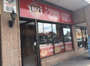 Pizza & Wings Store For Sale