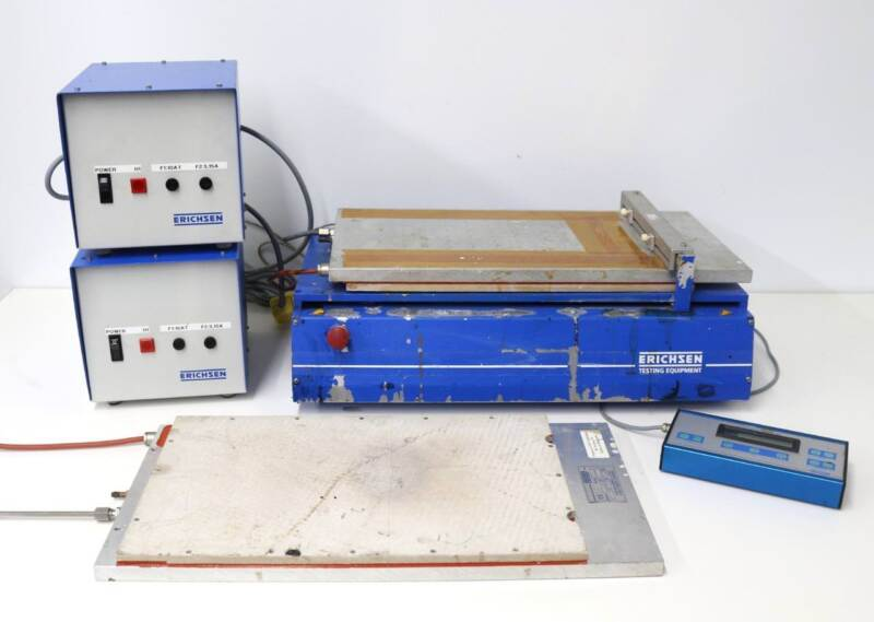 Erichsen Testing Equipment Model 509 MCI CoatMaster Film Applicator System