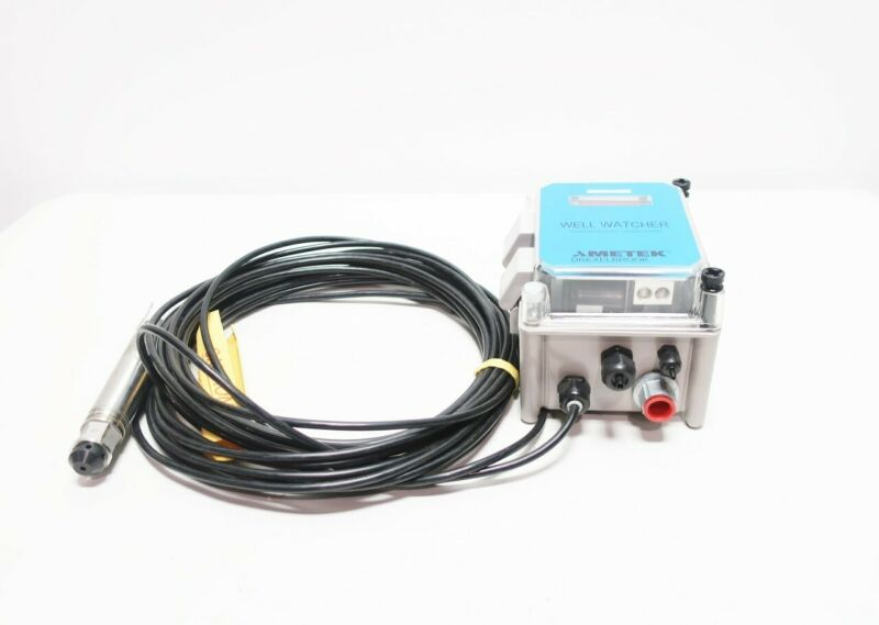 Ametek WWAB231 Well Watcher Hydrostatic Level Gauging System