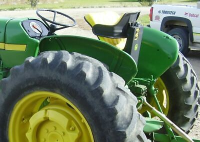 Fenders 2 Rhlh Compatible With John Deere 820 1020 1030 2040 2240