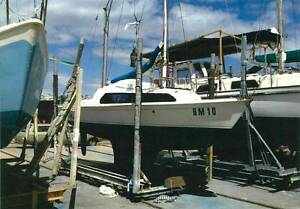 "Yacht Endeavour MK1 24ft For Sale ""Jester"" Williamstown Hobsons Bay Area Preview"