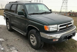 1999 Toyota 4Runner **SOLD** TONS OF PARTS AVAILABLE