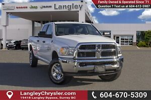 2018 RAM 3500 SLT *ACCIDENT FREE* * LOCALLY DRIVEN*