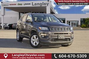 2018 Jeep Compass North *HIGH ALTITUDE PACKAGE*