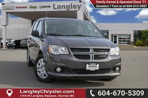 2015 Dodge Grand Caravan SE/SXT *CLIMATE GROUP*