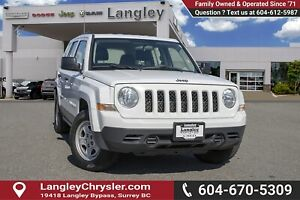 2014 Jeep Patriot Sport/North * JEEP PATRIOT SPORT FWD *
