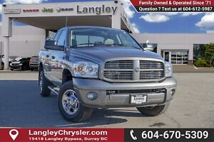 2008 Dodge Ram 3500 SLT *LINED BOX* *TOW PACKAGE*