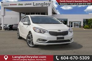 2016 Kia Forte 2.0L EX <B>*LOCAL *NO ACCIDENTS *LOW KMS<B>