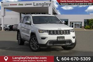 2018 Jeep Grand Cherokee Limited *FULLY LOADED*