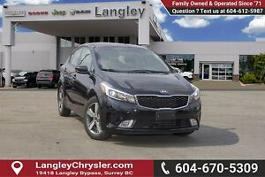 2018 Kia Forte LX <b> *LOCAL *NO ACCIDENTS *SINGLE OWNER