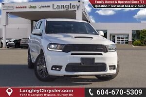 2018 Dodge Durango R/T *REMOTE START* *BACKUP* *NAVIGATION*