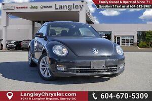 2014 Volkswagen The Beetle 2.0 TDI Comfortline *SUNROOF*