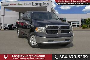 2015 RAM 1500 ST <B>*NO ACCIDENTS *SINGLE OWNER<B>
