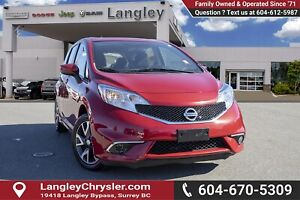 2015 Nissan Versa Note 1.6 SV *BLUETOOTH* *HEATED SEATS*
