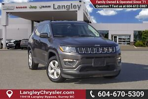 2018 Jeep Compass North *BLUETOOTH* * LEATHER INTERIOR*