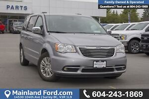 2013 Chrysler Town & Country Limited *ACCIDENT FREE* *LOCALLY...