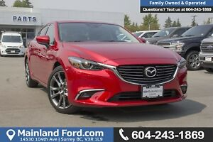 2017 Mazda Mazda6 GT *ACCIDENT FREE* *LOCALLY DRIVEN*