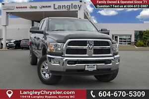 2014 RAM 3500 SLT - SiriusXM -  Power Doors