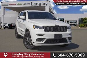 2018 Jeep Grand Cherokee Overland <b> High Altitude Package