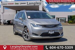 2017 Chrysler Pacifica Limited <B>*NO ACCIDENTS*X-DEMO*LOW KM...