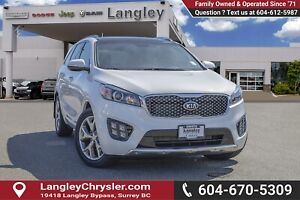 2017 Kia Sorento 3.3L SX+ *FULLY LOADED* *NAV*