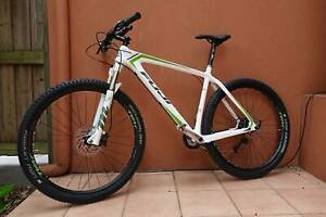 Fuji SLM 29er 2.1 MTB bicycle high mod carbon L proof of purchase