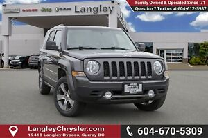 2017 Jeep Patriot Sport/North *HIGH ALTITUDE* *LEATHER* *4X4*