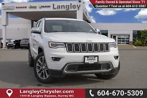 2018 Jeep Grand Cherokee Limited *PANO-SUNROOF* *CARPLAY* *RE...