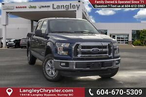 2015 Ford F-150 XLT *LOCALLY DRIVEN*