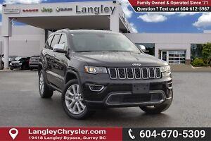 2017 Jeep Grand Cherokee Limited *BLUETOOTH* * NAVIGATION* *...