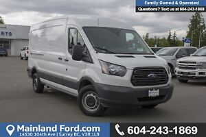 2017 Ford Transit-250 *ACCIDENT FREE* *LOCALLY DRIVEN*