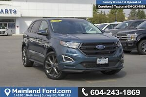 2016 Ford Edge Sport *ACCIDENT FREE* *LOCALLY DRIVEN*