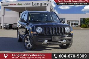 2017 Jeep Patriot Sport/North *BLUETOOTH* * LEATHER INTERIOR*