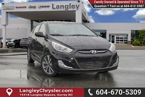 2017 Hyundai Accent SE <B>*LOCAL BC  *NO ACCIDENTS *SINGLE OW...